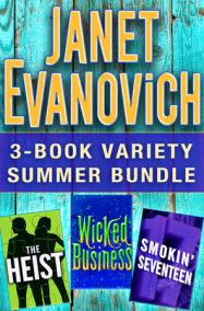 Janet Evanovich 3-Book Variety Summer Bundle