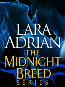 The Midnight Breed Series 3-Book Bundle