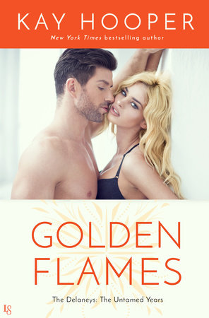 Golden Flames by Kay Hooper