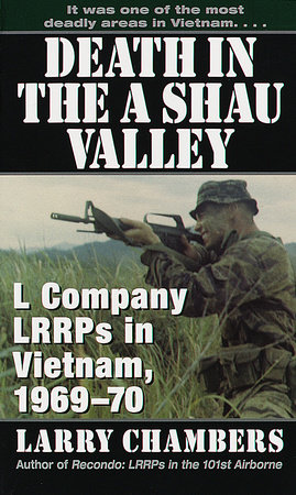 Death in the A Shau Valley by Larry Chambers