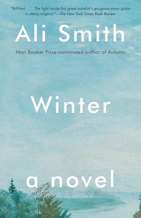 The cover of the book Winter