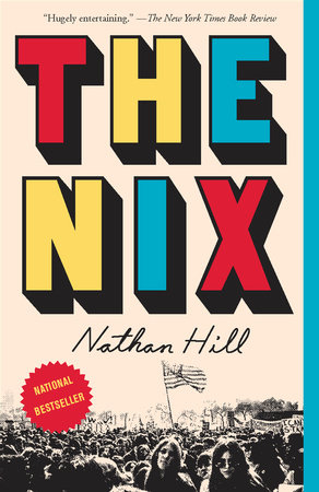 The Nix Book Cover Picture