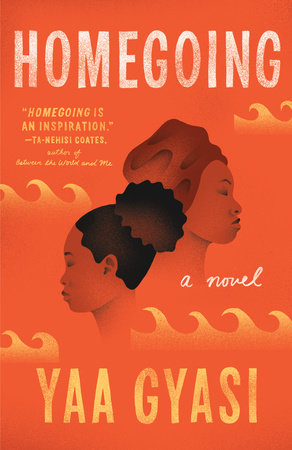 The cover of the book Homegoing