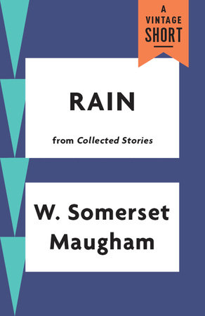 Rain by W. Somerset Maugham