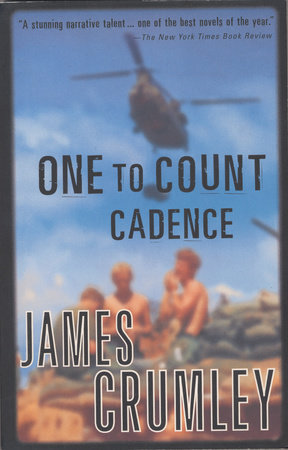 One to Count Cadence by James Crumley