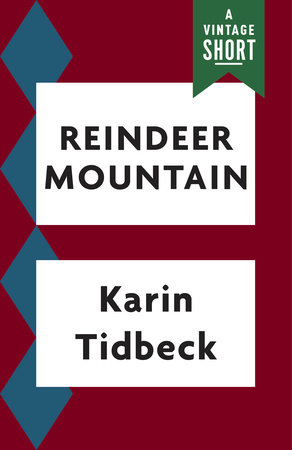 Reindeer Mountain by Karin Tidbeck