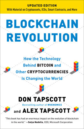 Blockchain Revolution by Don Tapscott and Alex Tapscott