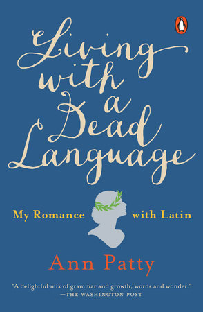 Living with a Dead Language Book Cover Picture