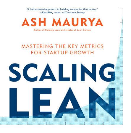 Scaling Lean by Ash Maurya