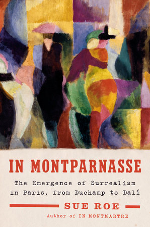 In Montparnasse by Sue Roe