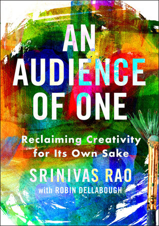 The cover of the book An Audience of One