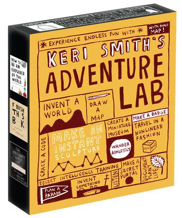 Keri Smith's Adventure Lab by Keri Smith