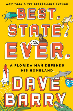 Best. State. Ever. Book Cover Picture