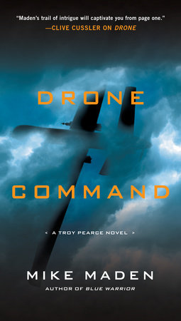 Drone Command by Mike Maden
