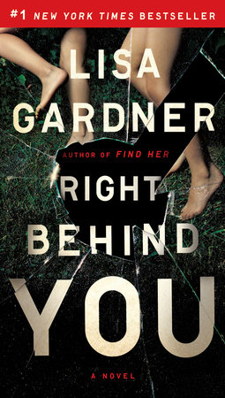 Right Behind You Book Cover Picture