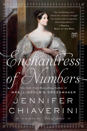 The cover of the book Enchantress of Numbers