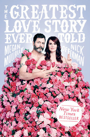 Image result for greatest love story ever told nick offerman