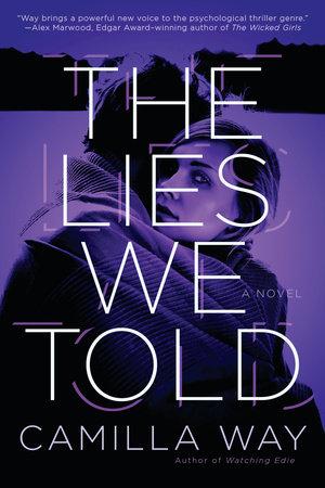 The cover of the book The Lies We Told