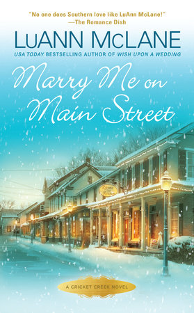 Marry Me on Main Street by LuAnn McLane