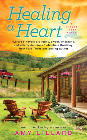 Healing A Heart by Amy Lillard