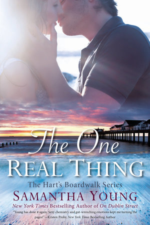 The One Real Thing by Samantha Young