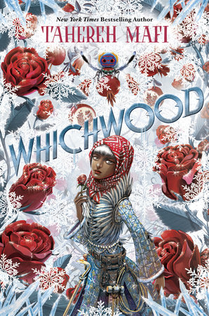Image result for whichwood tahereh mafi cover