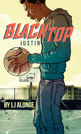 Justin #1 by LJ Alonge; cover illustrated by Raul Allen