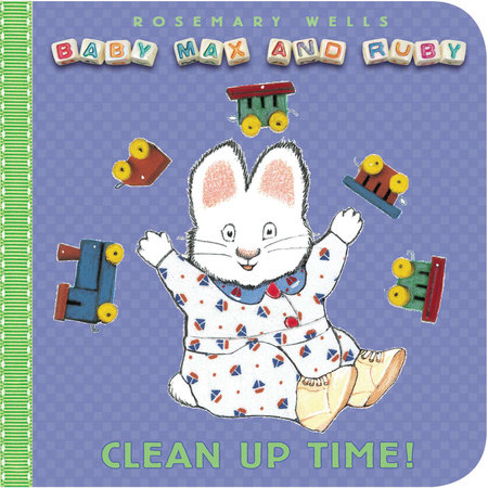 Clean up time by rosemary wells penguinrandomhouse clean up time by rosemary wells fandeluxe Ebook collections