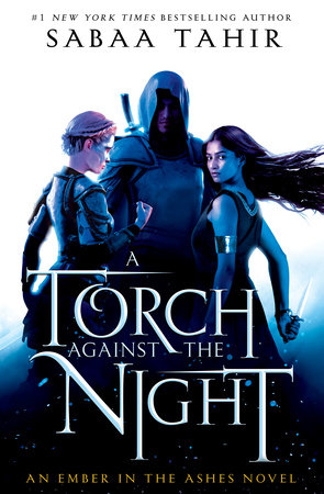 A Torch Against the Night Book Cover Picture