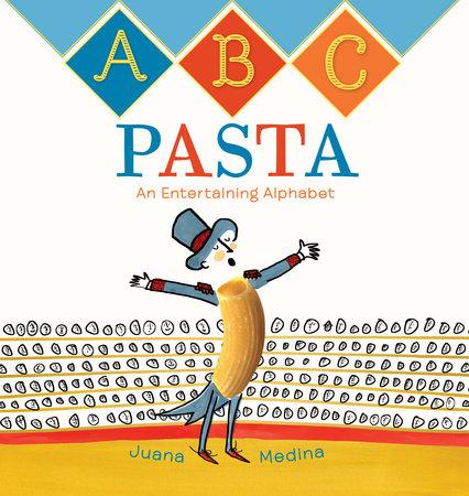 ABC Pasta by Juana Medina Rosas