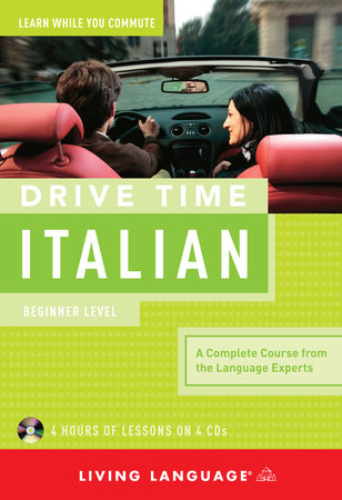 Drive Time: Italian (CD) by Living Language