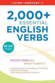 2000+ Essential English Verbs