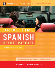 Drive Time Spanish: Beginner-Advanced Level