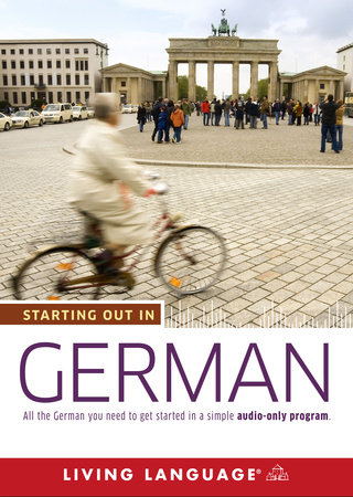 Starting Out in German by Living Language
