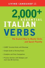 2000+ Essential Italian Verbs