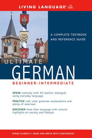 Ultimate German Beginner-Intermediate (Coursebook)