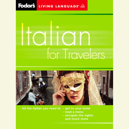 Italian for Travelers, 2nd Edition by Living Language