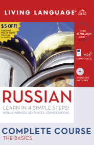 Complete Russian: The Basics (Book and CD Set)