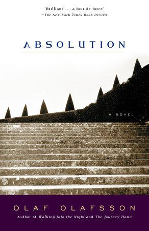 Absolution by Olaf Olafsson