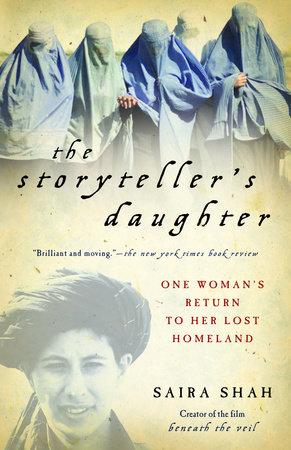 The Storyteller's Daughter by Saira Shah