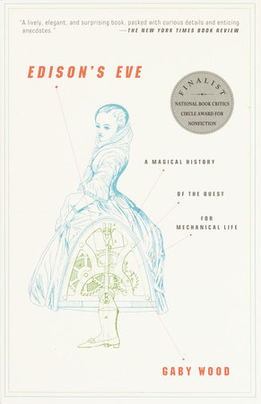 Edison's Eve by Gaby Wood