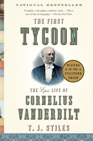 The First Tycoon Book Cover Picture