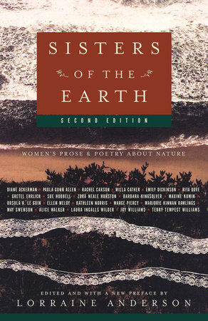 Sisters of the Earth by Lorraine Anderson