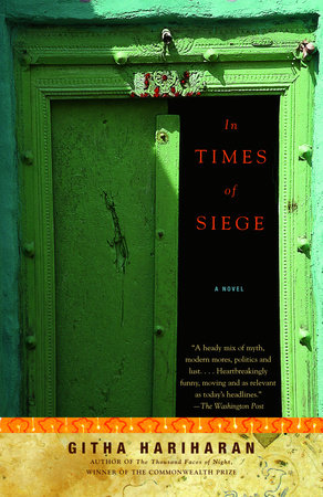 In Times of Siege by Githa Hariharan