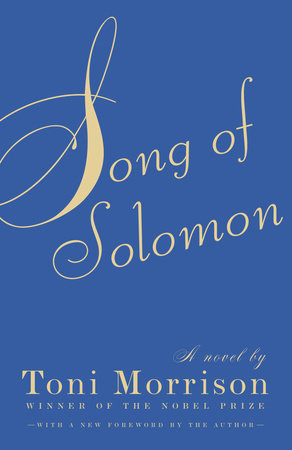 Song of Solomon Book Cover Picture