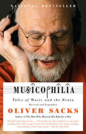 Musicophilia Book Cover Picture