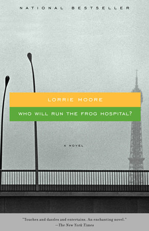 The cover of the book Who Will Run the Frog Hospital?
