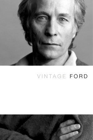 Vintage Ford by Richard Ford