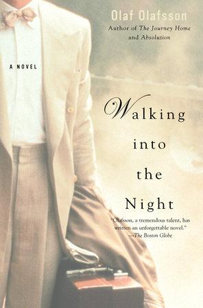 Walking into the Night by Olaf Olafsson