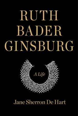 The cover of the book Ruth Bader Ginsburg